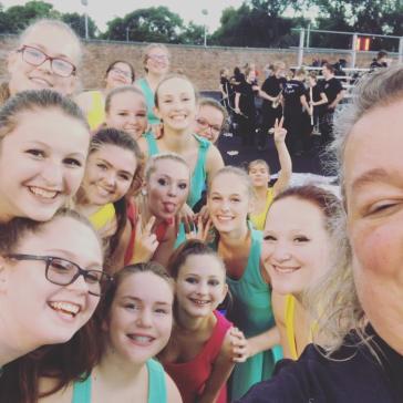 guard girlies 1